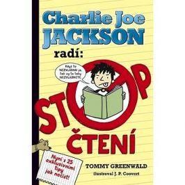 Stop čtení: Charlie Joe Jackson radí
