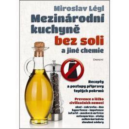 Mezinárodní kuchyně bez soli a jiné chemie: Recepty a postupy přípravy teplých pokrmů