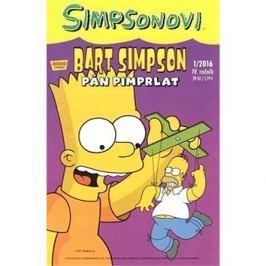 Bart Simpson Pán pimprlat: 42370