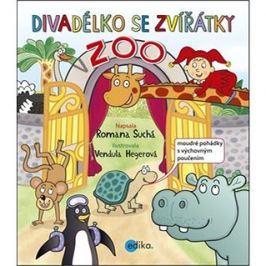 Divadélko se zvířátky v ZOO: moudré pohádky s výchovným poučením