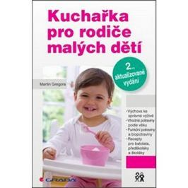 Kuchařka pro rodiče malých dětí