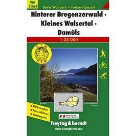 5364 Hinterer Bregenzerwald 1:35 000