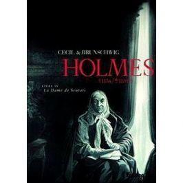 Holmes: Kniha obsahuje dvě původně samostatně publikovaná alba Holmes 3 a 4