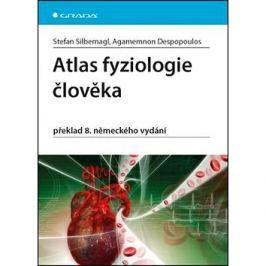 Atlas fyziologie člověka: překlad 8. německého vydání