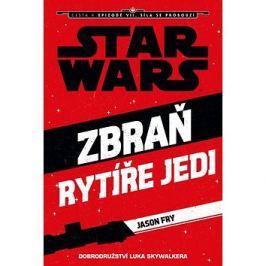 STAR WARS Zbraň rytíře Jedi: Cesta k epizodě VII. Síla se probouzí