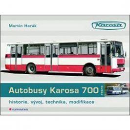 Autobusy Karosa 700: historie, vývoj, technika, modifikace