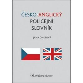 Česko-anglický policejní slovník