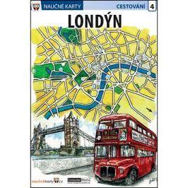Naučné karty Londýn: Cestování 4