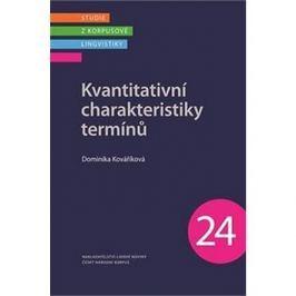 Kvantitativní charakteristiky termínů