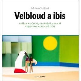 Velbloud a ibis: Knížka ke čtení, vyrábění a hraní nejen pro nemocné děti
