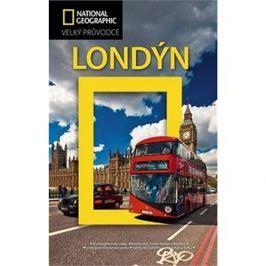 Londýn: Velký průvodce National Geographic