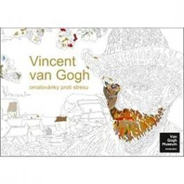 Vincent van Gogh: omalovánky proti stresu