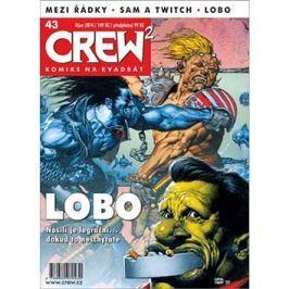 CREW2 43 Lobo: Komiks na kvadrát