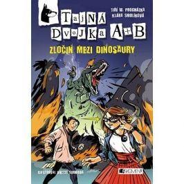 Tajná dvojka A + B Zločin mezi dinosaury