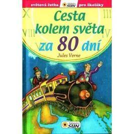 Cesta kolem světa za 80 dní: Světová četba pro školáky