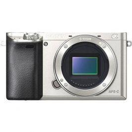 Sony Alpha A6000 stříbrný, tělo