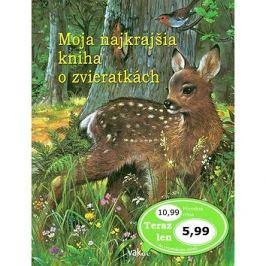 Moja najkrajšia kniha o zvieratkách