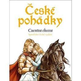České pohádky Cuentos checos: španělsko-české vydání