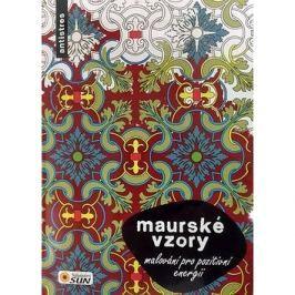 Maurské vzory malování pro pozitivní energii