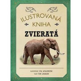 Ilustrovaná kniha Zvieratá