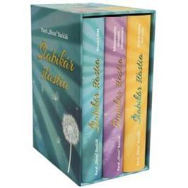 Balíček 3 ks Šlabikár šťastia: Návrat k sebe; Sebapoznanie, súvislosti, sebapremena; Dospelí deťom,