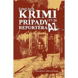 Krimi prípady reportéra AZ 17 - 20