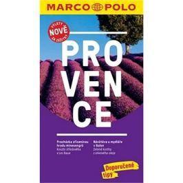 Provence: Průvodce s cestovním atlasem a přiloženou mapou