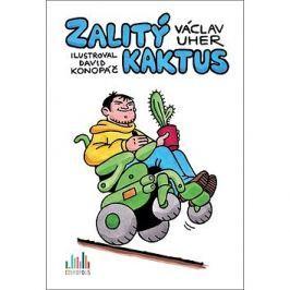 Zalitý kaktus: S humorem na kolečkách