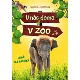 U nás doma v zoo Slůně bez maminky