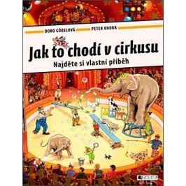 Jak to chodí v cirkusu: Najděte si vlastní příběh
