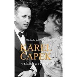 Karel Čapek: v slzách věčnosti