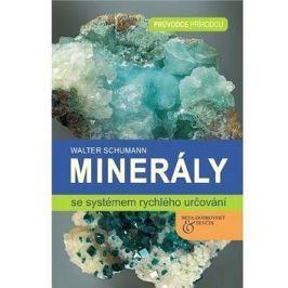 Minerály se systémem rychlého určování: Průvodce přírodou