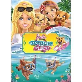 Barbie a sestřičky Zachraňte pejsky