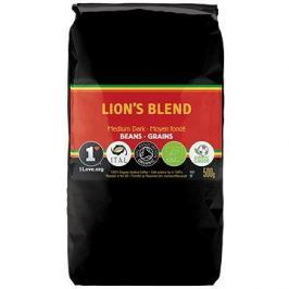 Marley Coffee Lion's Blend, zrnková, 500g