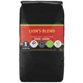 Marley Coffee Lion's Blend, zrnková, 1000g