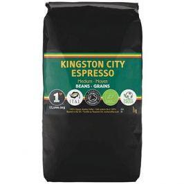 Marley Coffee Kingston City Espresso, zrnková, 1000g