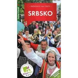 Průvodce na cesty Srbsko + mapa