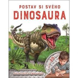 Postav si svého dinosaura: Více než 20 dílů