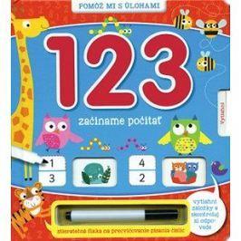 123 začíname počítať: Pomôž mi s úlohami