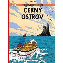 Tintin Černý ostrov