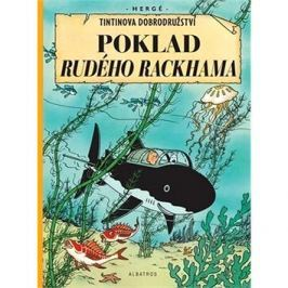 Tintin Poklad Rudého Rackhama