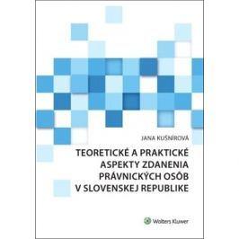 Teoretické a praktické aspekty zdanenia právnických osôb v Slovenskej republike