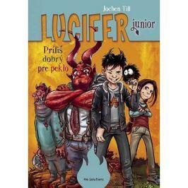 Lucifer junior: Príliš dobrý pre peklo