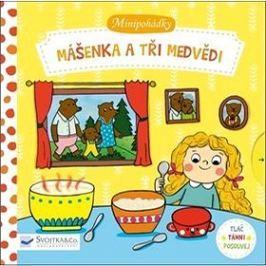 Minipohádky Mášenka a tři medvědi
