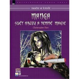 Naučte se kreslit Manga: Svět hrůzy a temné magie