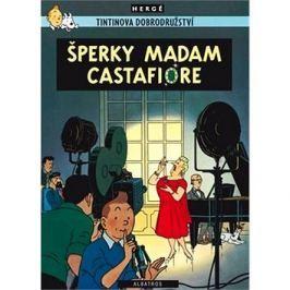 Tintinova dobrodružství Šperky madam Castafiore