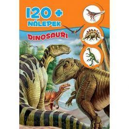 Dinosauři + 120 nálepek