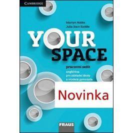 Your Space 2 Pracovní sešit: Angličtina pro zákaldní školy a víceletá gymnázia