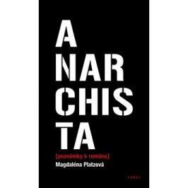Anarchista: (poznámky k románu)