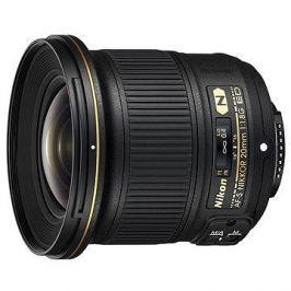 NIKKOR 20mm f/1.8G AF-S